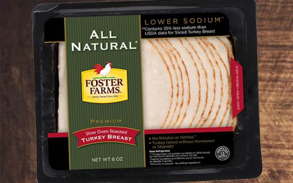 Foster Farms Sliced Turkey Printable Coupon