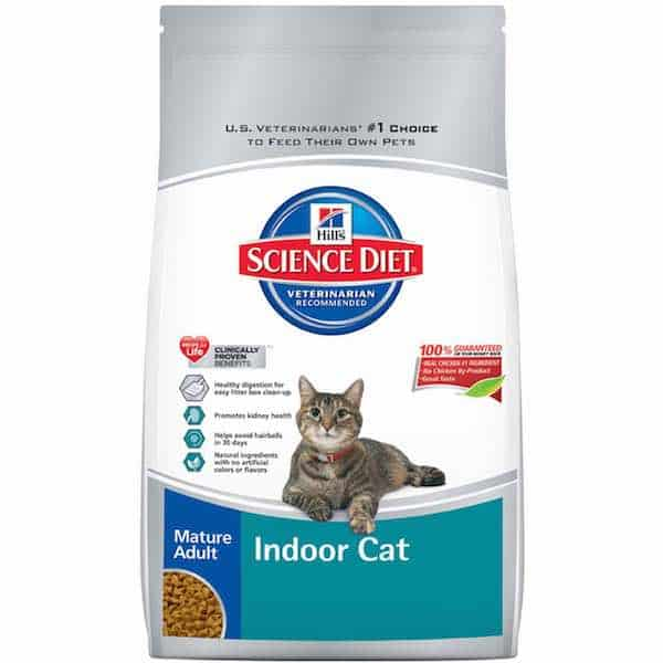 Hill's Science Diet Cat Food Review