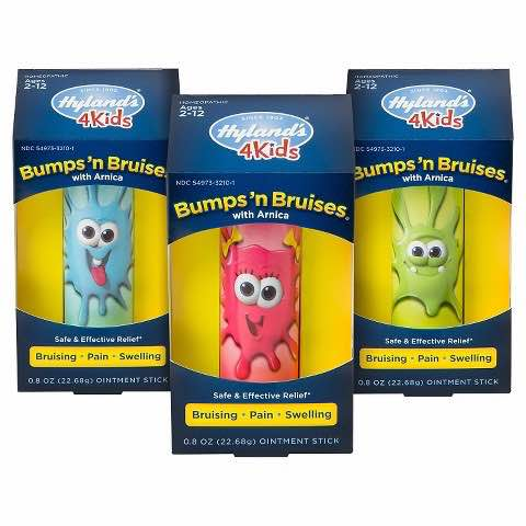 Hyland's 4 Kids Bumps 'n Bruises Printable Coupon