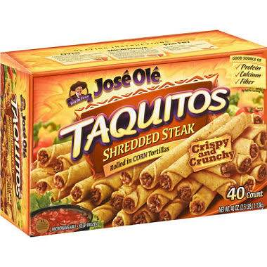 Jose Ole Taquitos Printable Coupon