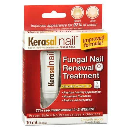 Kerasal Nail Product Printable Coupon
