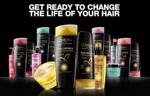 L'Oreal Advanced Haircare Printable Coupon