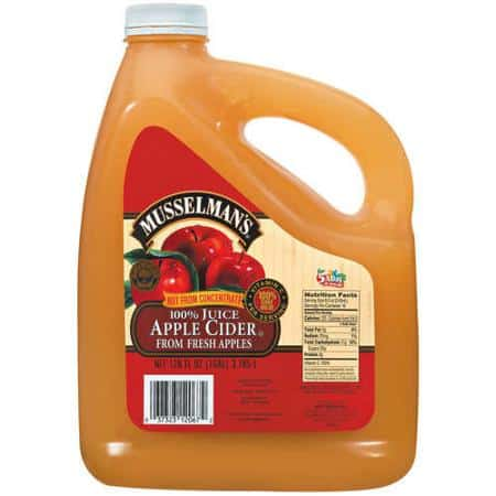 Musselman's Apple Cider Printable Coupon