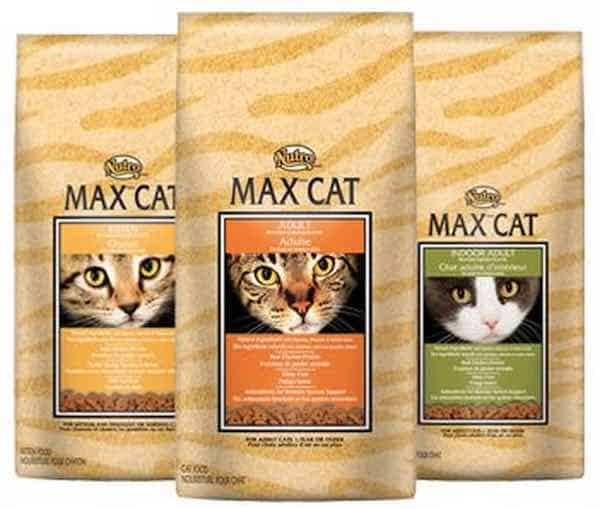 Nutro Max Cat Food Printable Coupon