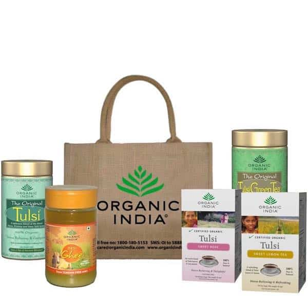 Organic India Product Printable Coupon