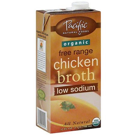 Pacific Foods Organic Chicken Broth Printable Coupon