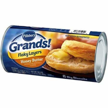 Pillsbury Grand Biscuits 8ct Printable Coupon