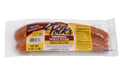 Polk's Sausage Printable Coupon
