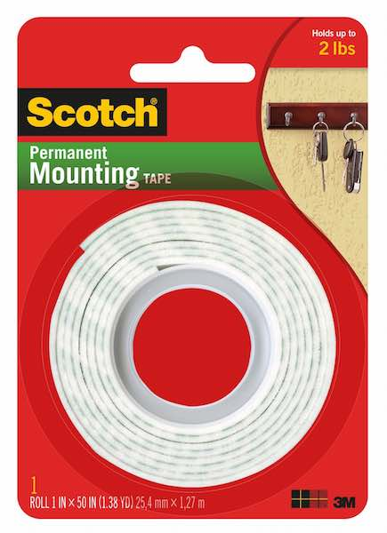 Scotch Permanent Mounting Tape Printable Coupon
