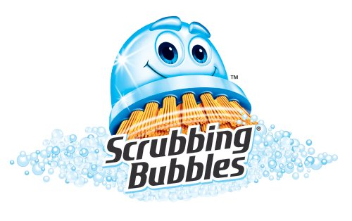Scrubbing Bubbles Logo Printable Coupon