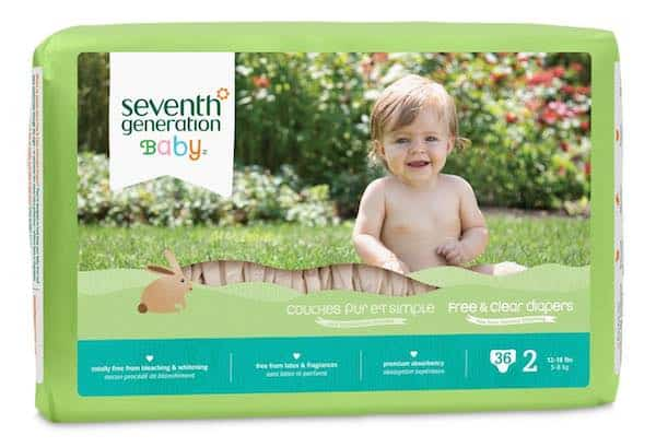 Seventh Generation Baby Diapers Printable Coupon