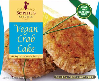 Sophie's Kitchen Vegan Crab Cakes Printable Coupon