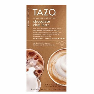 Tazo Chai Tea Latte Concentrate Printable Coupon