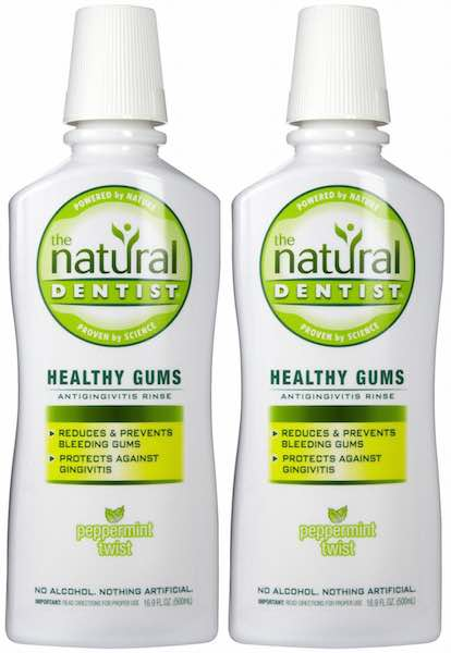 The Natural Dentist Printable Coupon
