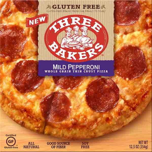 Three Bakers Pizza Printable Coupon