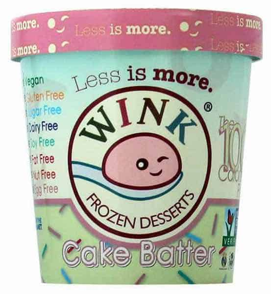 Wink Frozen Desserts Printable Coupon