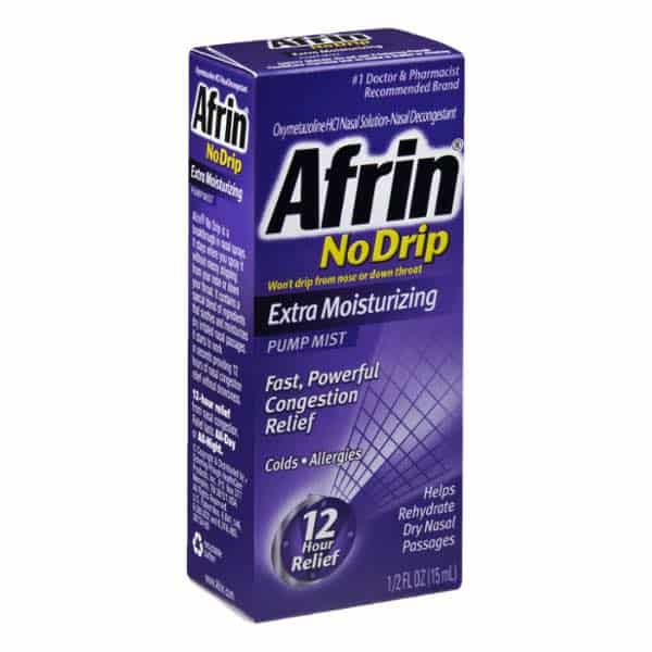Afrin Allergy Spay Printable Coupon