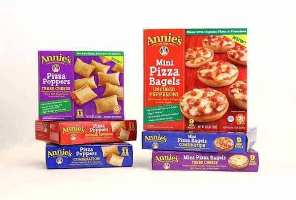 Annie's Frozen Snacks Printable Coupon