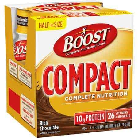 Boost Compact Complete Nutritional Drink Multipack Printable Coupon