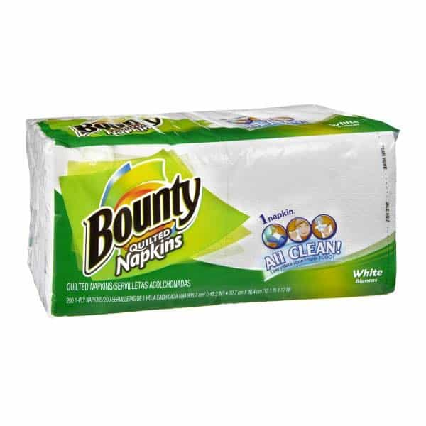 Bounty Napkins Printable Coupon