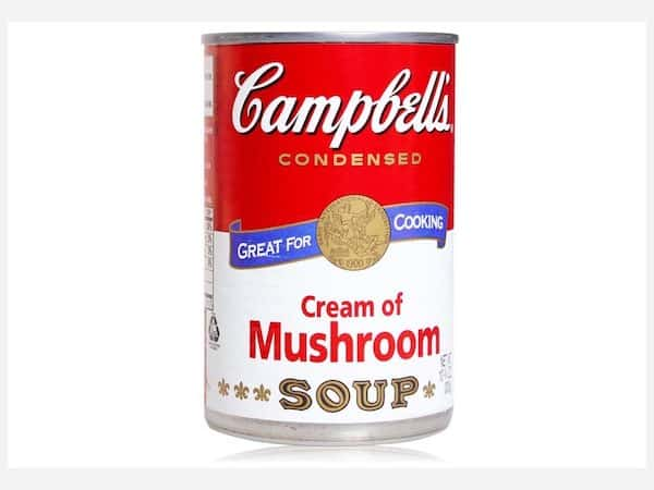 Campbell's Cream of Mushroom Soup Printable Coupon