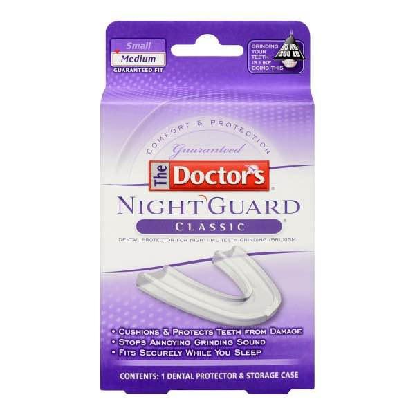 The Doctor's Night Guard Product Printable Coupon