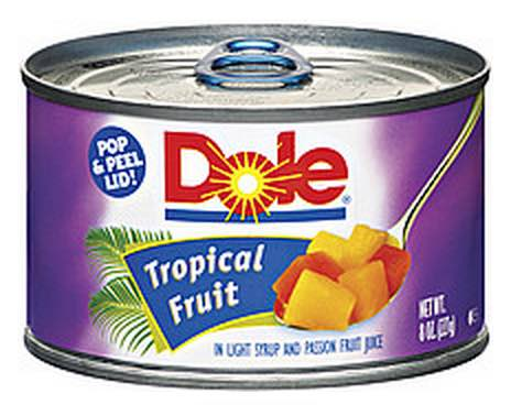 ... Get Dole Tropical Fruit Cups Only $0.60 At CVS With Printable Coupon