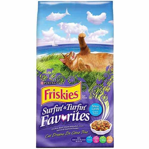 Friskies Dry Cat Food Printable Coupon