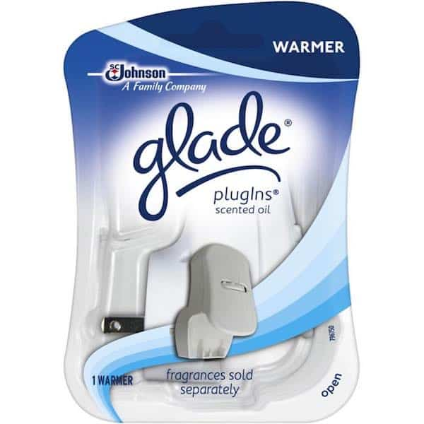 Glade PlugIns Scented Oil Warmer Printable Coupon