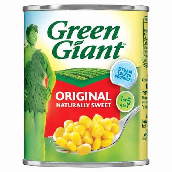 Green Giant Canned Vegetbales Printable Coupon