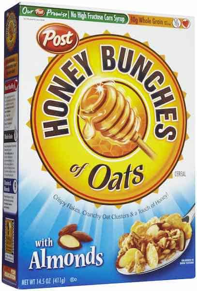 Post cereal coupons december 2018
