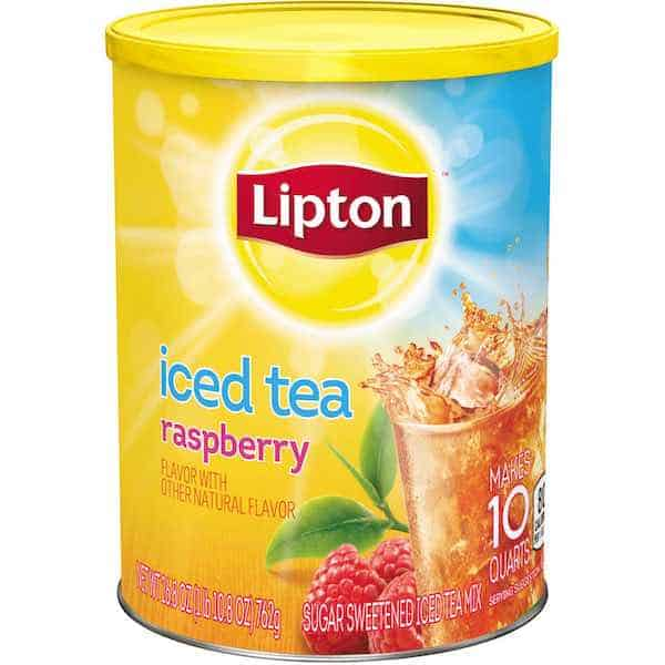 Lipton Powdered Iced Tea Mix Printable Coupon