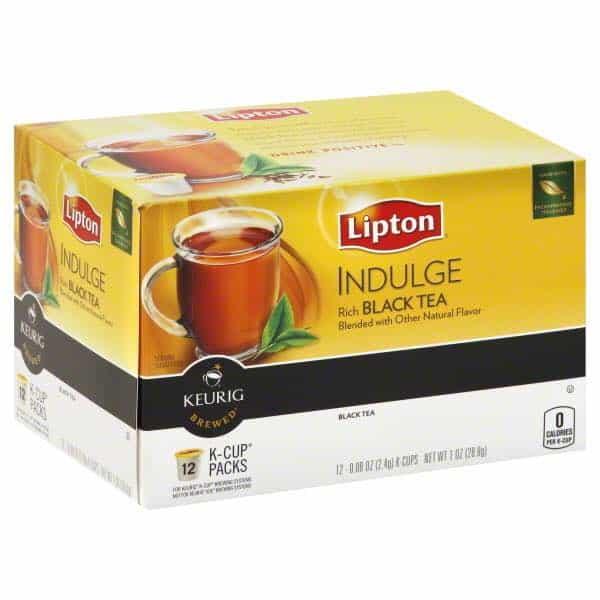 Lipton Tea K-Cups Printable Coupon
