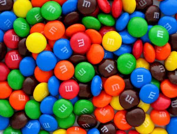 M&M Candy Products Printable Coupon