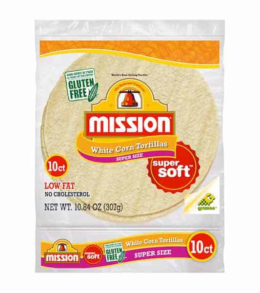Mission Corn Tortillas Printable Coupon