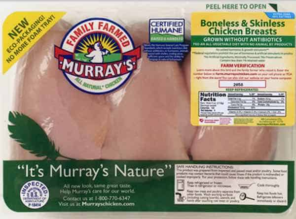 Murray's Chicken Products Printable Coupon
