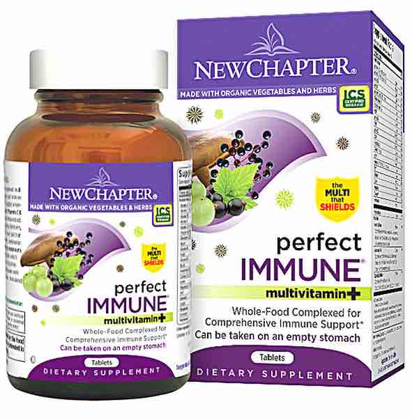 New Chapter Multivitamins Printable Coupon