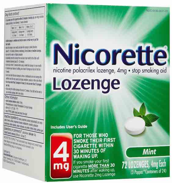 picture relating to Nicorette Printable Coupon named Substantial-Price tag! $15.00 Off Nicorette Lozenge With Printable