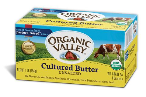 Organic Valley Cultured Butter Printable Coupon