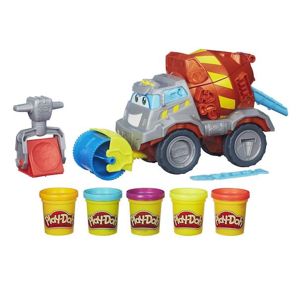 PLAY-DOH Max the Cement Mixer Printable Coupon