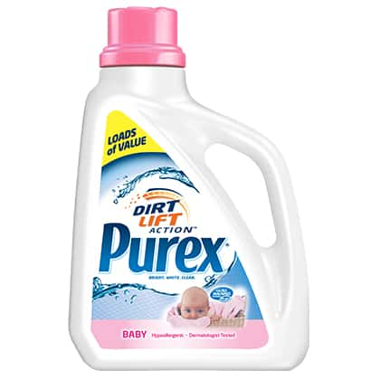 Purex Baby Liquid Detergent Printable Coupon