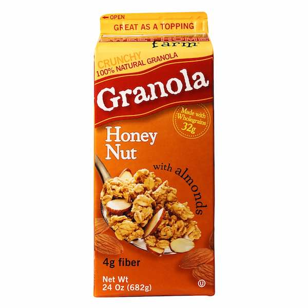 Sweet Home Farm Granola Printable Coupon