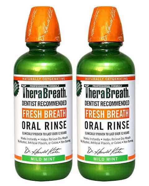 TheraBreath Mouthwash Printable Coupon
