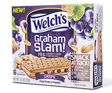 Welch's Graham Slam Printable Coupon