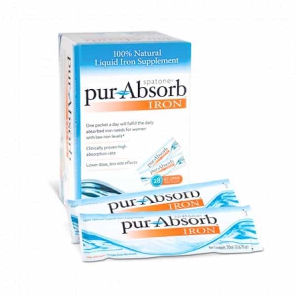 pur-Absorb Iron Supplement Printable Coupon