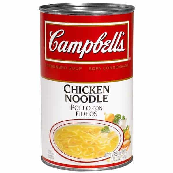 Campbell's Chicken Noodle Soup Printable Coupon
