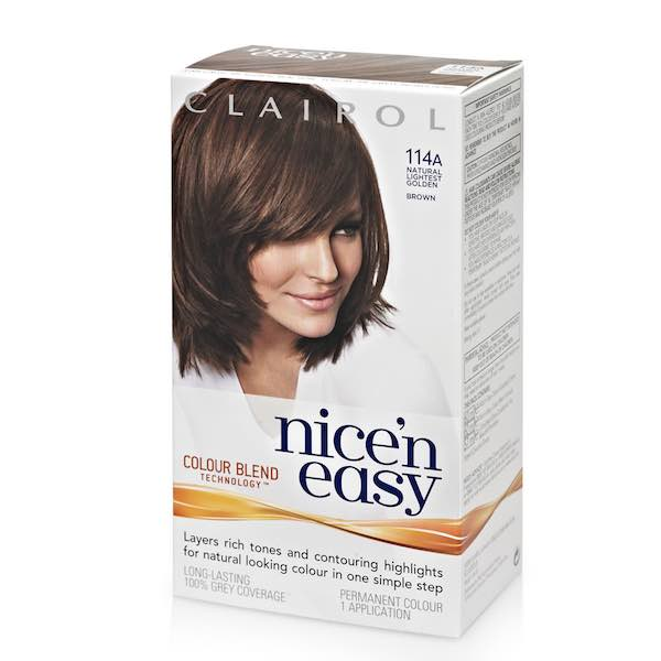 clairol nice n easy product printable coupon - Clairol Nice And Easy Colors