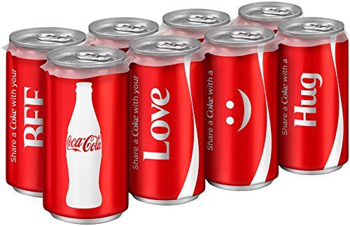 Coca-Cola Mini Cans 8pk Printable Coupon
