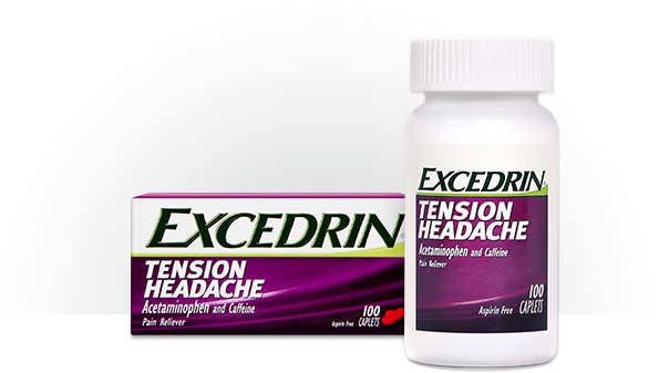 Excedrin Tension Headache Product Printable Coupon