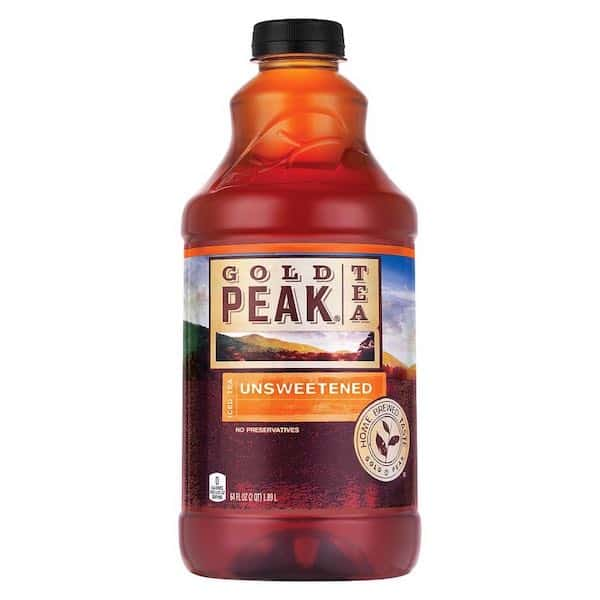 GOLD PEAK TEA 64oz Printable Coupon